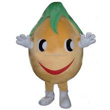 2015 popular adult peach carnival costumes fruit
