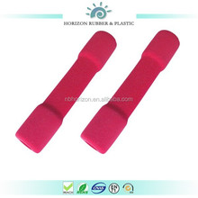 Rubber Insulation Sheath,Foam sheath,different colors environmental nbr handle grip