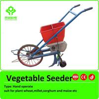 Hand operate vegetable seeder/corn seeder planter
