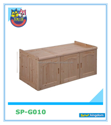 Wood Clothes Storage Cabinet ,Cabinet Mickey ,Children Bedroom Furniture