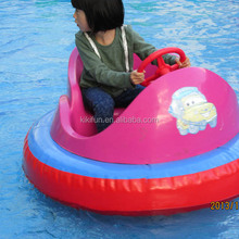 Water children toy inflatable bumper boats for sales