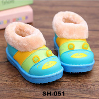 High quality kids cute bear snow boots animal Shoes