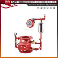 Wet alarm valve and fire sprinkler for sprinkler system