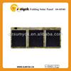 hot sale 30w18v poly folding solar panel for 12v battery using