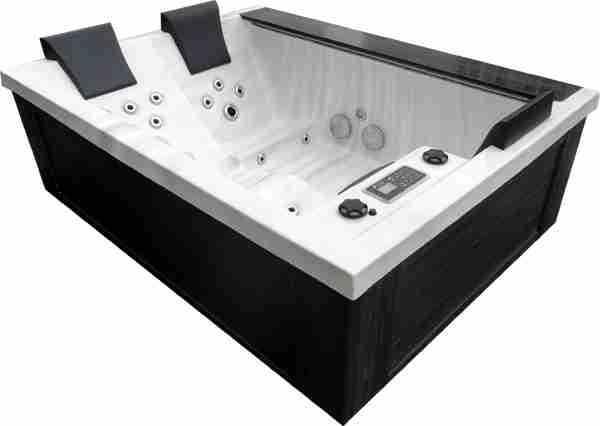 New Design Mini Bathtub Portable Walk In Bathtub With Big Waterfall Buy Mi