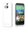 2600mAh External power bank Case charger pack Battery Case for HTC One M8