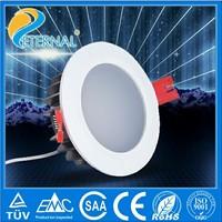 China factory 3 years warranty cob lampara led downlight
