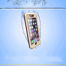 metal case for iphone 6 case ,waterproof mobile case for iphone 6