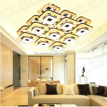 Supplying 3 color decorative fluorescent ceiling light fixtures