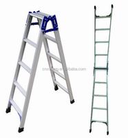 aluminum telescope ladder,industrial step stool