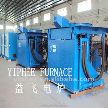 Iron Scrap Melting Induction Furnace Machine