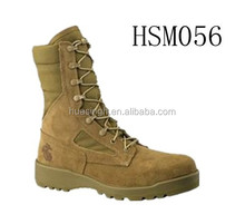 lace up style Chile hot selling Belleville coyote army desert boots for hot weather