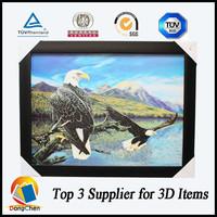 Plastic dolphine pictures 3d aquarium background for sale