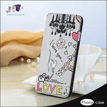 Salable Product Leather Smart Mobile Phone Case Cover