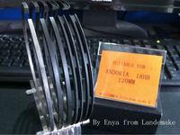 ANDORIA 18HB 120MM piston ring / nippon piston ring /oem manufacturer