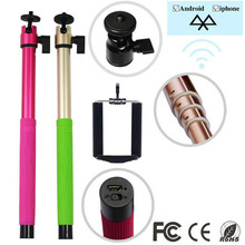 2015 top selling portable take photos selfie stick most popular product 2015