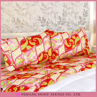 High Quality Imported Wholesale Bedsheet Flat Sheet Fitted Sheet