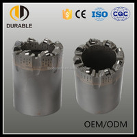 PDC Core Drill Bit For Water Well Drilling