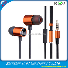 2014 earphone with mic for promotion best buy from China factory products bulk exported to USA