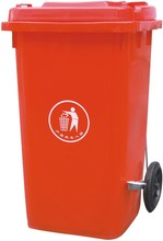 Wheeile bins environment protector/waste management for company/Trash bin 100L