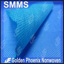 SMS Disposable non woven For Hospital medical uniforms