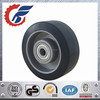 Hot sale solid rubber wheel with aluminium hab