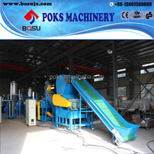 best price and quality pe film recycle washing line