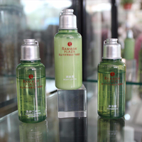 New brand vip hotel cosmetics/PET Bottle Hotel Shampoo Cosmetics/new design hot sale star hotel amenity set