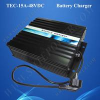 48V Rohs Battery Charger 15A Smart Charger 220V/230V/240V Input