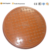 sanitary sewer manhole cover used on road or walkway or well cover