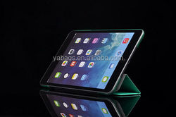 Good quality latest leather cover cases for ipad
