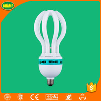 75W LOW lotus shape energy saving light bulb