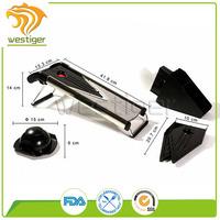 Deluxe Heavy Duty Stainless Steel Design V Blade Mandoline Slicer