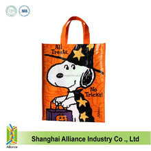 Y04-1516 Cartoon laminated PP non woven bag for kids