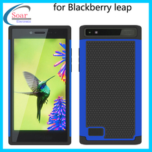 Anti shock mobile phone accessories case cover for Blackberry leap