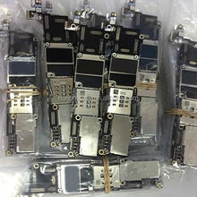 100% tested Replacement for iPhone 5s main board 16GB unlocked 5s Phone Repair Parts 5S logic board with chips