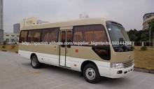 7.235M Longitud 25-30 Asientos Bus chino No Toyota Coaster Bus en Venta
