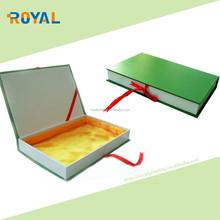 High glossy Cardboard gift box Packaging box