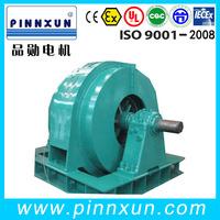 T series ac synchronous efficiency generator motor 550kw