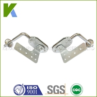 Iron Furniture Headrest Connector Hinge With The Diameter 12mm KYA003