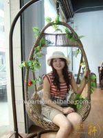 balcony swing chair bedroom chair