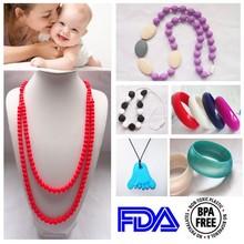 China Wholesale BPA Free Food Grade Silicone Cheap Wholesale Shamballa Beads