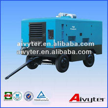 portable sullair screw air compressor for drilling rig