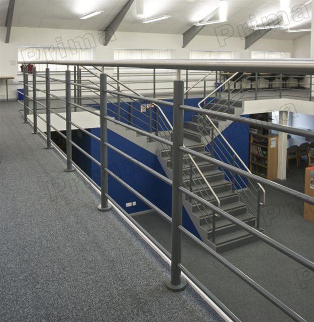 조립식 계단 난간 디자인 실내/좋은 품질의 스테인레스 스틸 ...