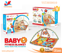 Novetly Multifunctional Baby fitness frame Playmat toy for kids toy Educational products