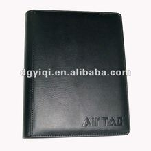 LN-393 A5 Leather notebook cover
