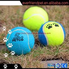 Squeaker Logo Tennis Ball for Dog