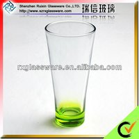 2014 eco-friendly everyday glassware crystal clear industries glassware water glass