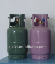 Refrigerant Gas R134a CE refillable cylinder