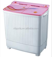 twin tub washing machine 9.8kg Glass top lid